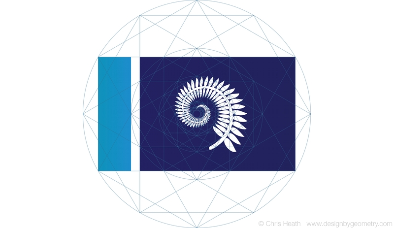 Flag Geometry and Layout