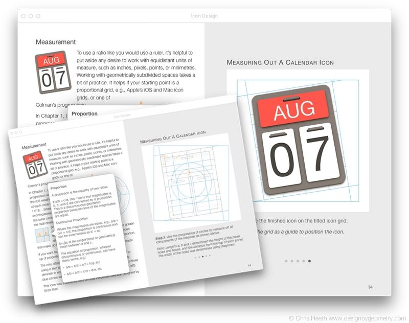OS X Icon Design