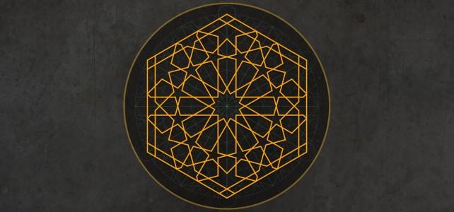 Drawing Islamic Geometric Star Patterns