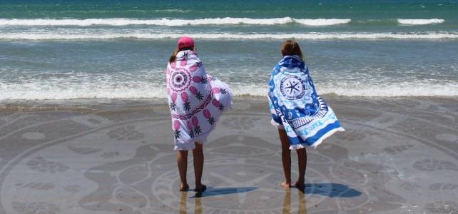 Round Towels