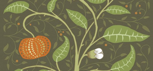 Design an Arts & Crafts Decorative Pattern