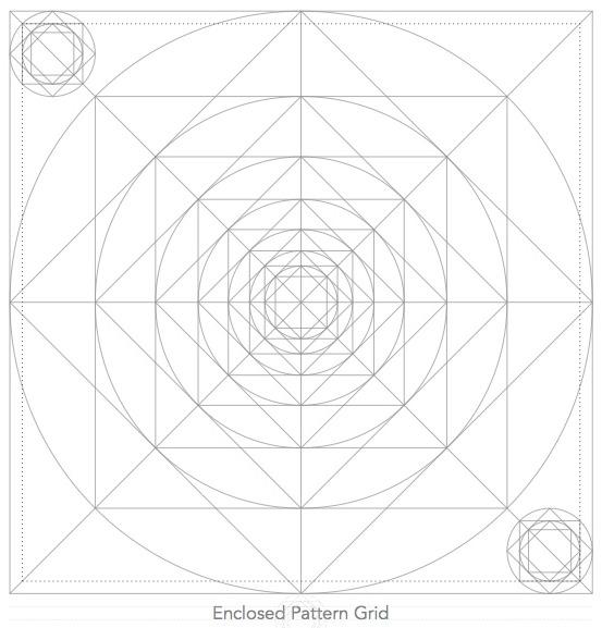 Square Progression Grid