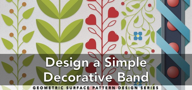 Design a Simple Decorative Band