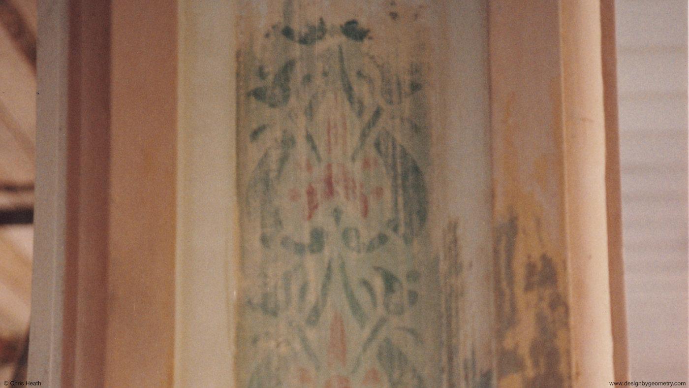 Arch Stencil Patern