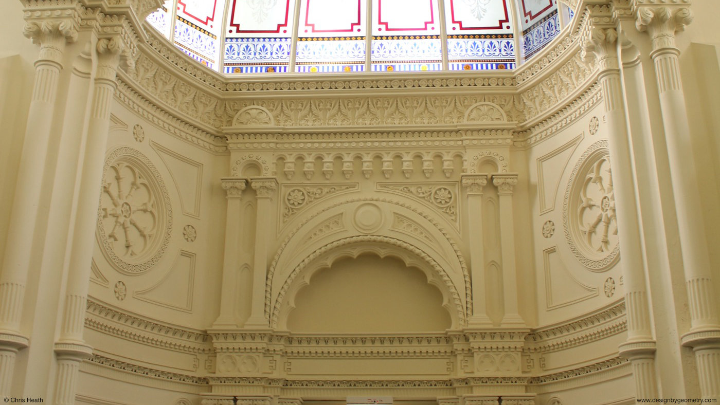 Ornate Plasterwork